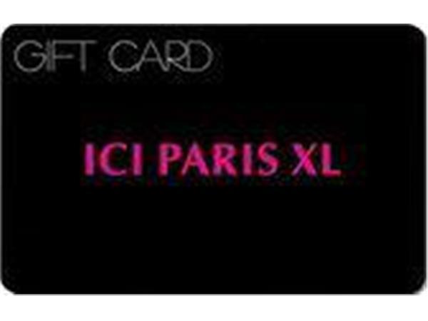13b7c732198 Online ICI Paris xl gift card 10,= Euro kopen / bestellen